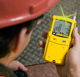 Gas tester safety course